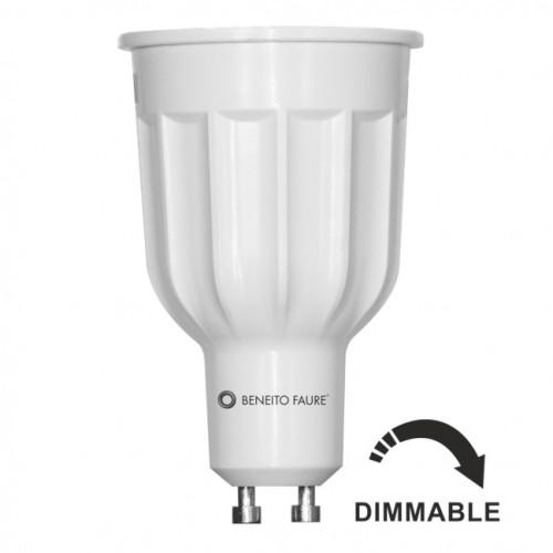 Comprar Bombillas LED Regulables GU10 12W BENEITO FAURE POWER - Ilumitec