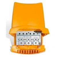 Amplificador de Mastil Televés TDT / SAT EasyF 12V/24V (2e/4s y 3e/1s)