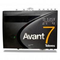 Amplificador de Cabecera Programable Avant 7 Televés 7e/2s (10 filtros)