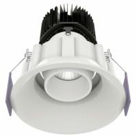 Foco Downlight LED Orientable BENEITO FAURE TAO 10W IP32 Blanco