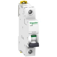 Automático Magnetotérmico 1P iC60N 6KA curva C Schneider Electric