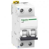 Automático iK60N 1P+N 6KA SCHNEIDER de 10A a 40A