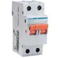 Automático HAGER MN 1P+N 6KA de 10A a 40A