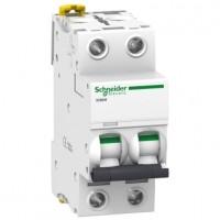 Automático Magnetotérmico 2P iC60H 10KA SCHNEIDER de 10A a 63A