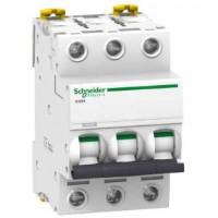 Interruptor Automático Magnetotérmico iC60N 16A 3P SCHNEIDER