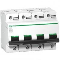 Automático Magnetotérmico 4P C120N 10KA Curva C de 63A a 125A SCHNEIDER