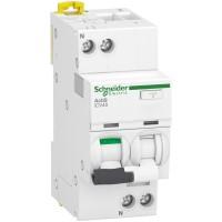 Interruptor Automático + Diferencial Combinado iCV40 1P+N 30mA AC SCHNEIDER