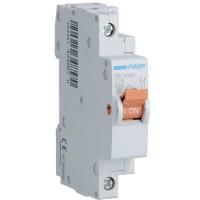 Automático HAGER DPN Serie MN 1P+N 6kA Curva C (Gama Vivienda)