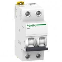Automático Magnetotérmico 2P iK60N 6KA SCHNEIDER de 10A a 40A