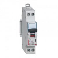 Automático Magnetotérmico 1P+N 16A 6/10kA Curva C 1 módulo (tipo DPN) Legrand DX3