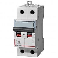 Automático Magnetotérmico LEGRAND DX3 6KA 1P+N Curva C (de 10A a 63A)