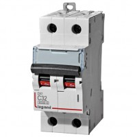 Automático Magnetotérmico LEGRAND DX3 6KA 2P Curva C (de 10A a 63A)