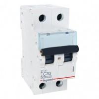 Automático Magnetotérmico LEGRAND TX3 6KA 2P Curva C (de 10A a 40A)
