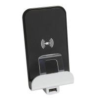 Base cargador Inducción + Cargador USB BTICINO LIVINGLIGHT