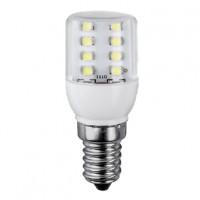 Bombilla Pebetero LED Frigorífico E14 1,5W Matel 120 lúmenes (2700K y 6400K)