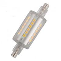 Bombilla LED Lineal R7S 78mm 6W 360º MATEL 4000K (Luz Neutra)