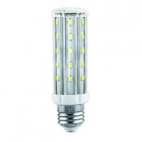 Bombilla LED Tubular E27 MATEL 10W 360º 35x120mm 1000 lúmenes (2700K y 6400K)