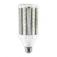 Bombilla LED Tubular E27 30W MATEL 360º 71x185mm 3000 lúmenes (2700K y 6400K)