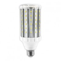 Bombilla LED Tubular E27 40W MATEL 360º 71x260mm 4000 lúmenes (2700K y 6400K)