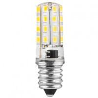 Bombilla LED Tubular Frigorífico E14 3W MATEL 2700K (Luz Cálida)