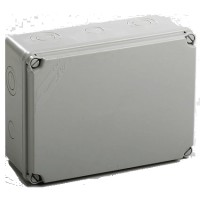 CAJA ESTANCA DE DERIVACION IDE RECTANGULAR DE 342X253 mm