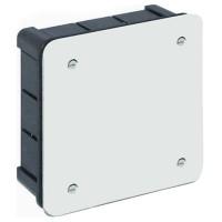 Caja Registro Empotrar 100x100 c/ tornillo SOLERA 362