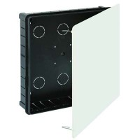 Caja Registro Empotrar SOLERA 250x250 c/ tornillo