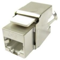 Conector RJ 45 FTP Cat 6 NEGRO de AMP (TYCO ELECTRONICS)