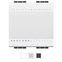 Conmutador 16AX BTICINO LIVING LIGHT (Blanco, Tech y Antracita)