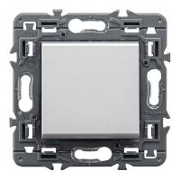 Conmutador Valena Next Aluminio
