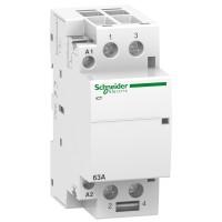 Contactor Modular iCT 63A 2 NA SCHNEIDER