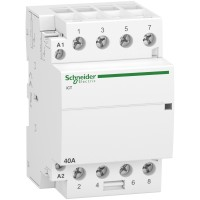Contactor Modular iCT 40A 4 NA SCHNEIDER