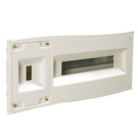 Cuadro eléctrico empotrar IDE DIAMANT IB20PO ICP+16 con puerta opaca