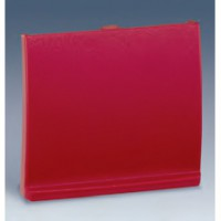 Cubierta Tapa SIMON 44 AQUA (Aluminio, rojo o verde pistacho)