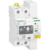 Diferencial Rearmable RED 2 POLOS 30mA SCHNEIDER (40 y 63A)