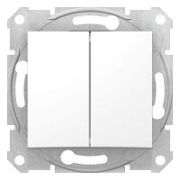 Doble Interruptor Schneider Sedna