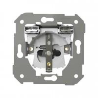 Enchufe Schuko con T/T + doble cargador USB 2.1A Simon 7501432-039