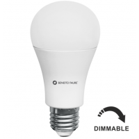 Bombilla LED Estandar Regulable E-27 17W BENEITO FAURE