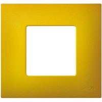 Funda para Marco Simon 27 Play Color Amarillo Artic (1 a 4 elementos)