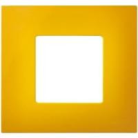 Funda para Marco Simon 27 Play Color Amarillo (1 a 4 elementos)