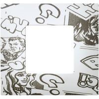 Funda para Marco Simon 27 Play Comic (1 a 4 elementos)