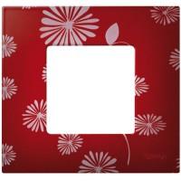 Funda para Marco Simon 27 Play Red & White (1 a 4 elementos)