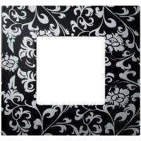 Funda para Marco Simon 27 Play Vintage Negro Plata (1 a 4 elementos)