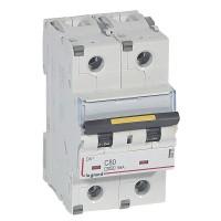 Automático Magnetotérmico LEGRAND DX3 16kA 2P Curva C