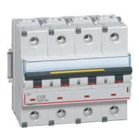 Automático Magnetotérmico LEGRAND DX3 16kA 4P Curva C