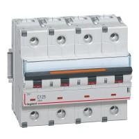 Automático Magnetotérmico LEGRAND DX3 25kA 4P Curva C