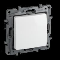 Interruptor-Conmutador Blanco Legrand Niloé