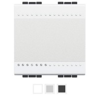 Interruptor 16AX BTICINO LIVING LIGHT (Blanco, Tech y Antracita)