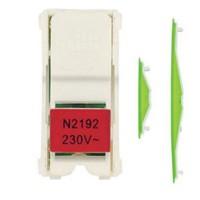 Kit iluminación LED para conmutadores y cruzamientos Niessen Zenit