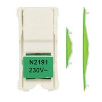 Kit iluminación LED para interruptores y pulsadores Niessen Zenit
